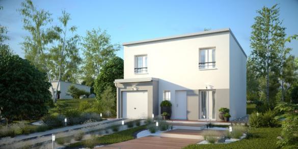 Maison à vendre .(104 m²)(ROSPORDEN) avec (MAISONS PIERRE)