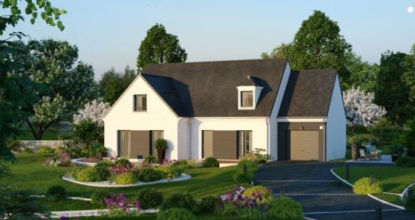 Maison à vendre .(165 m²)(QUIMPER) avec (MAISONS PIERRE)