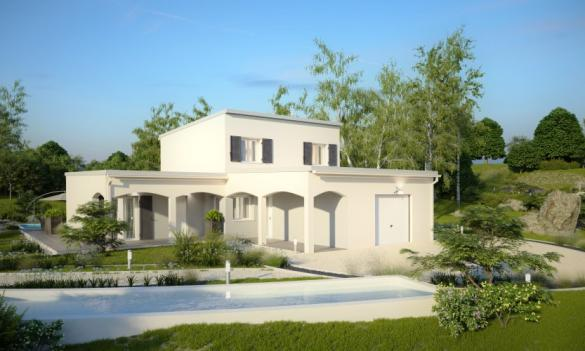Maison à vendre .(129 m²)(LOCTUDY) avec (MAISONS PIERRE)