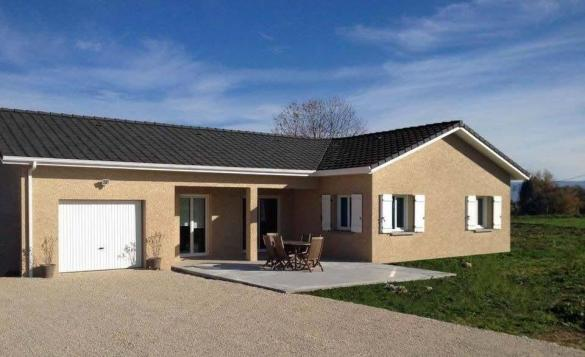 Maison à vendre .(100 m²)(LAVAUR) avec (TRADICONFORT 81)
