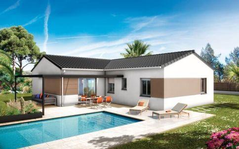 Maison à vendre .(97 m²)(ALBI) avec (TRADICONFORT 81)