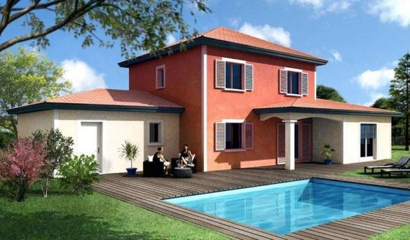 Maison à vendre .(110 m²)(GEMIL) avec (TRADICONFORT 31)