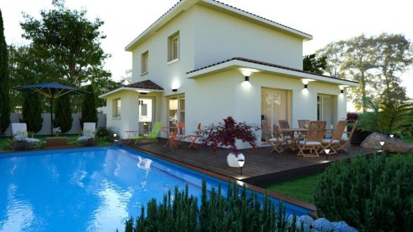 Maison à vendre .(90 m²)(LESPINASSE) avec (TRADICONFORT 31)