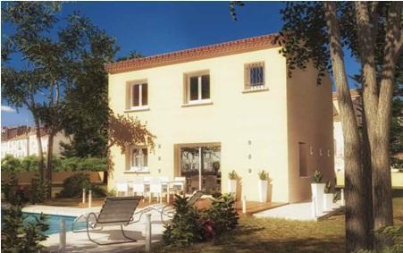 Maison à vendre .(81 m²)(CHATEAUNEUF DE GADAGNE) avec (MAISONS COTE SOLEIL SUD EST)