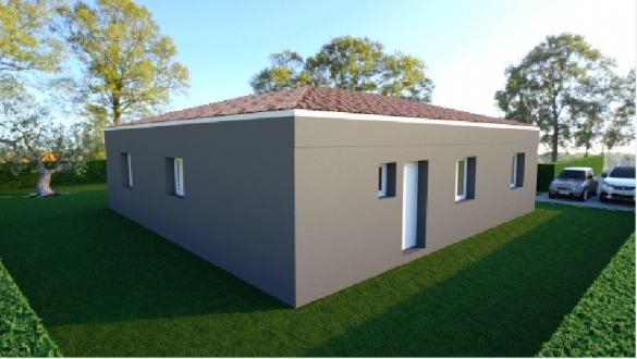Maison à vendre .(86 m²)(CARPENTRAS) avec (MAISONS COTE SOLEIL SUD EST)