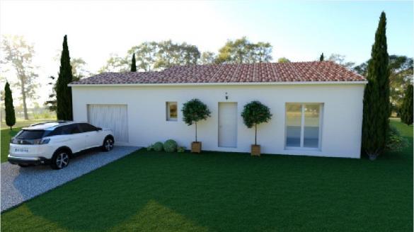 Maison à vendre .(83 m²)(SORGUES) avec (TRADICONFORT SUD EST)