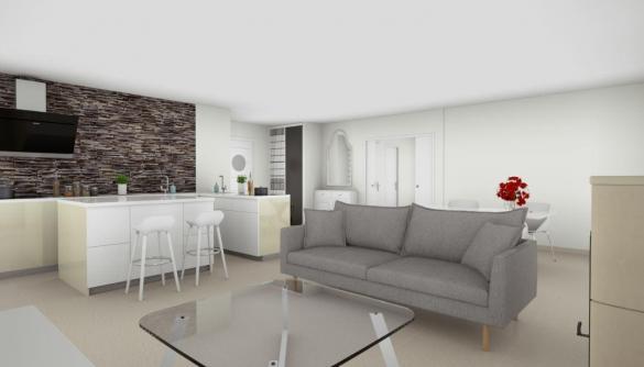 Maison à vendre .(91 m²)(RASTEAU) avec (TRADICONFORT SUD EST)
