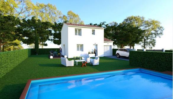 Maison à vendre .(91 m²)(MONTFAVET) avec (TRADICONFORT SUD EST)