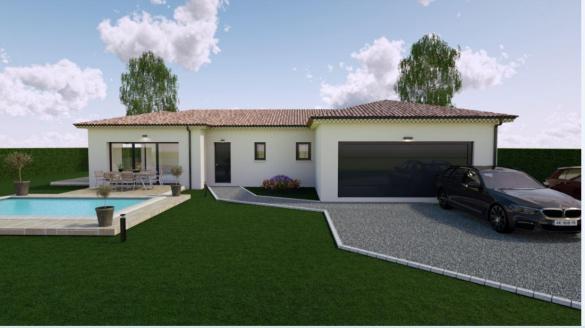 Maison à vendre .(125 m²)(L'ISLE SUR LA SORGUE) avec (TRADICONFORT SUD EST)