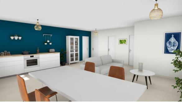 Maison à vendre .(91 m²)(BOLLENE) avec (TRADICONFORT SUD EST)