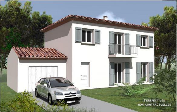 Maison à vendre .(120 m²)(SAINT AYGULF) avec (TRADICONFORT 83)
