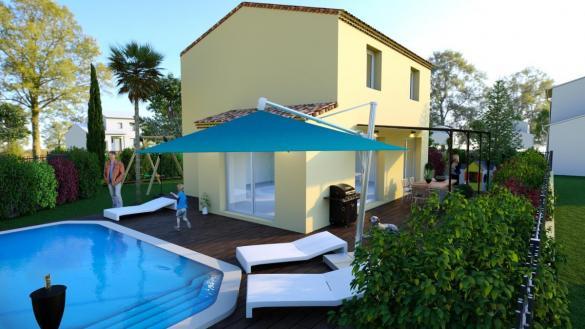 Maison à vendre .(91 m²)(CARNOULES) avec (TRADICONFORT 83)