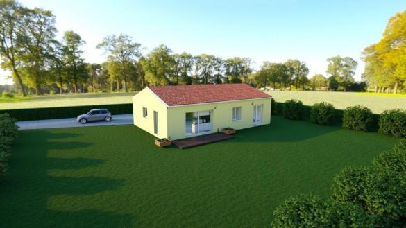 Maison à vendre .(80 m²)(CABASSE) avec (TRADICONFORT 83)