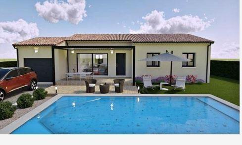 Maison à vendre .(91 m²)(ALLAN) avec (MAISONS COTE SOLEIL 26)
