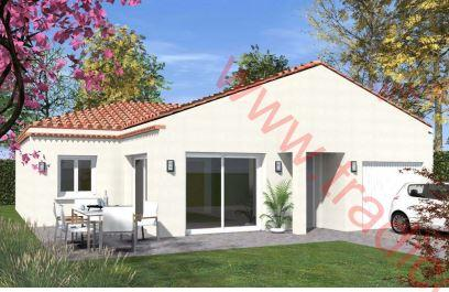 Maison à vendre .(96 m²)(MALATAVERNE) avec (MAISONS COTE SOLEIL 26)