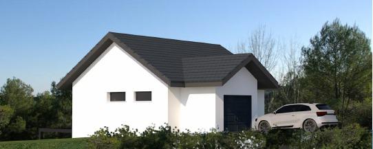 Maison+Terrain à vendre .(100 m²)(SALLANCHES) avec (DF2G)