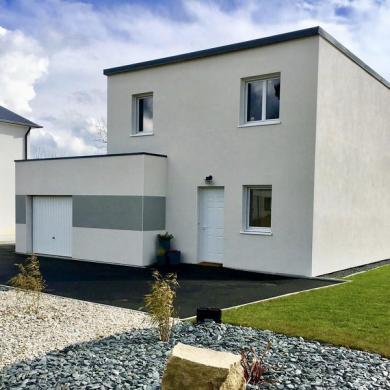 Maison à vendre .(96 m²)(VANNES) avec (MAISONS TEHO)