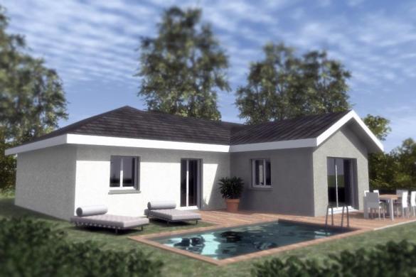 Maison à vendre .(92 m²)(ROMANS SUR ISERE) avec (HABITAT PLUS 26)
