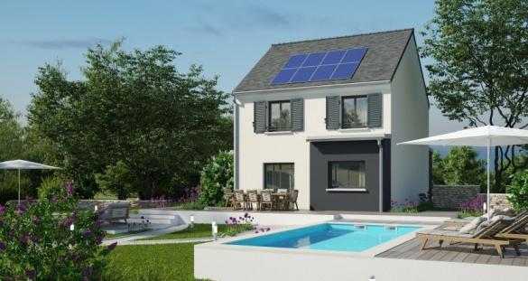 Maison à vendre .(104 m²)(CORBEIL ESSONNES) avec (MAISONS PIERRE - EVRY)