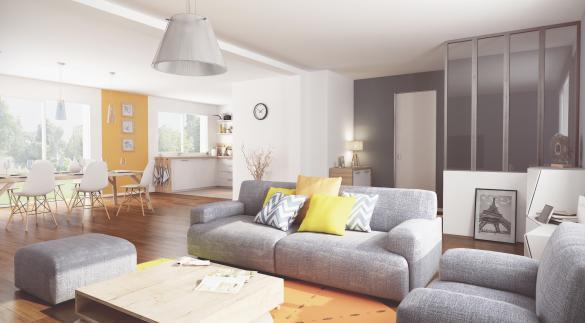 Maison+Terrain à vendre .(145 m²)(BAIN DE BRETAGNE) avec (MAISON FAMILIALE RENNES)