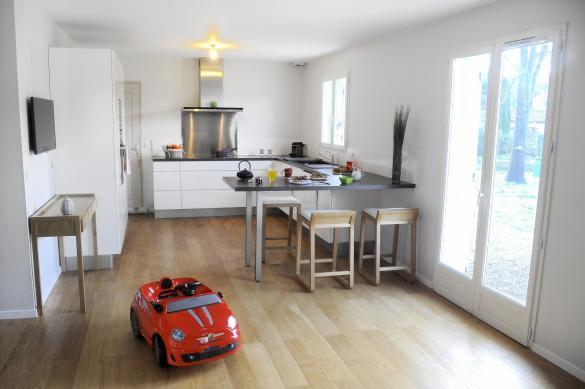 Maison+Terrain à vendre .(110 m²)(LE VERGER) avec (MAISON FAMILIALE RENNES)