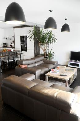 Maison+Terrain à vendre .(130 m²)(BOURG DES COMPTES) avec (MAISON FAMILIALE RENNES)