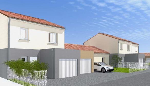 Maison à vendre .(92 m²)(SAINT RESTITUT) avec (GROUPE AVENIR 26)