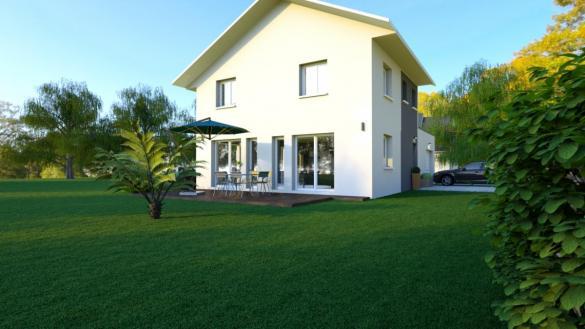 Maison à vendre .(100 m²)(MEXIMIEUX) avec (ESQUISS 69)