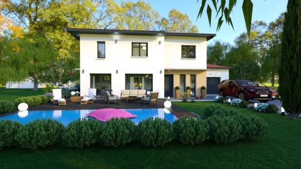 Maison à vendre .(144 m²)(VEIGY FONCENEX) avec (ESQUISS 69)