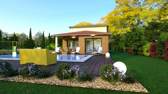 Maison à vendre .(105 m²)(BEYNOST) avec (ESQUISS 69)