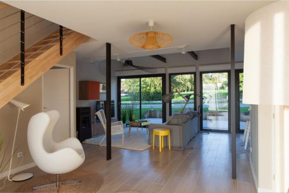 Maison+Terrain à vendre .(118 m²)(LE LANDREAU) avec (Maison Familiale Nantes)
