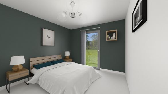 Maison+Terrain à vendre .(128 m²)(LE LOROUX BOTTEREAU) avec (Maison Familiale Nantes)