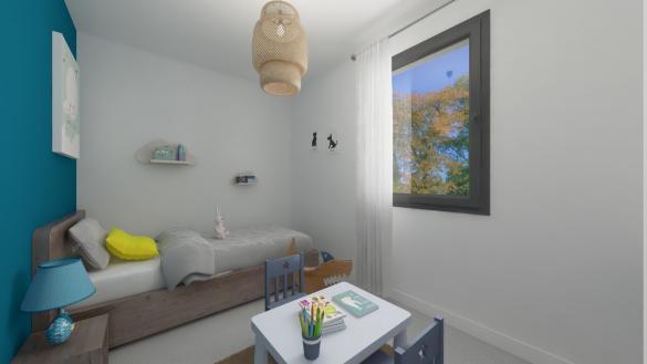 Maison+Terrain à vendre .(111 m²)(TREILLIERES) avec (Maison Familiale Nantes)
