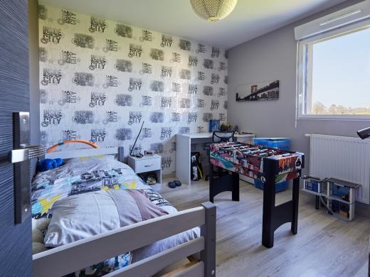 Maison+Terrain à vendre .(110 m²)(CARQUEFOU) avec (Maison Familiale Nantes)