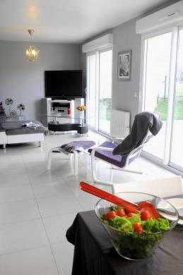 Maison+Terrain à vendre .(102 m²)(GETIGNE) avec (Maison Familiale Nantes)