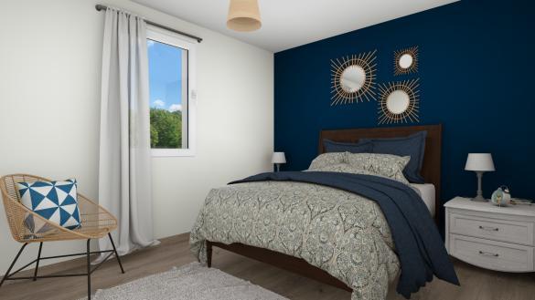 Maison+Terrain à vendre .(103 m²)(GETIGNE) avec (Maison Familiale Nantes)