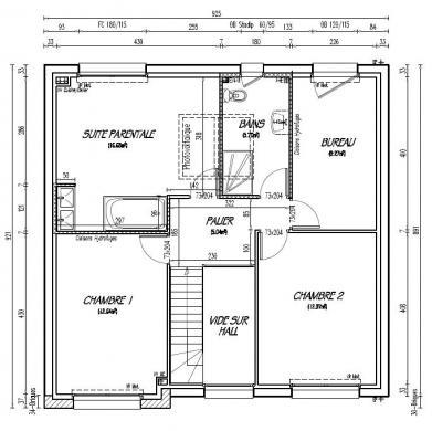 Maison+Terrain à vendre .(110 m²)(ENNEVELIN) avec (MAISON EUREKA)