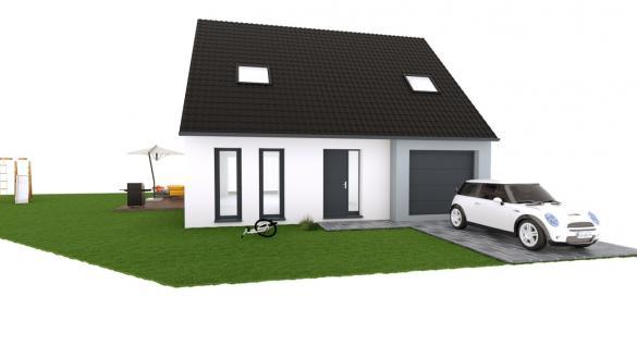 Maison+Terrain à vendre .(90 m²)(ORCHIES) avec (MAISON EUREKA)