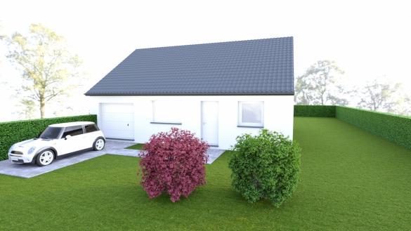 Maison+Terrain à vendre .(70 m²)(ANNEZIN) avec (MAISON EUREKA)