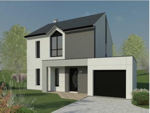 Maison à vendre .(87 m²)(JOUE SUR ERDRE) avec (DESIGN HABITAT)