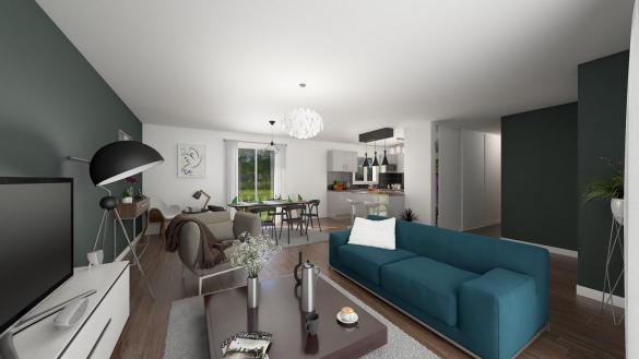 Maison à vendre .(92 m²)(FAY DE BRETAGNE) avec (DESIGN HABITAT)