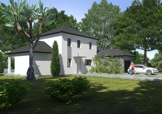 Maison à vendre .(123 m²)(FAY DE BRETAGNE) avec (DESIGN HABITAT)