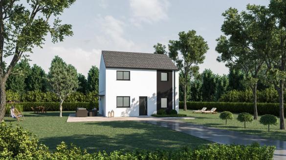 Maison à vendre .(95 m²)(FAY DE BRETAGNE) avec (DESIGN HABITAT)