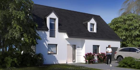 Maison à vendre .(92 m²)(SOUDAN) avec (DESIGN HABITAT)