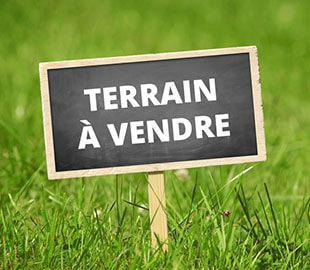 Terrain à vendre .(TREMBLAY EN FRANCE) avec (IAD FRANCE)