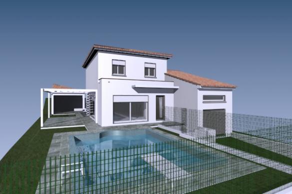 Maison+Terrain à vendre .(122 m²)(CANET) avec (GROUPE SM PROMOTION)