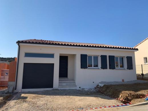 Maison+Terrain à vendre .(88 m²)(SIGEAN) avec (GROUPE SM PROMOTION)