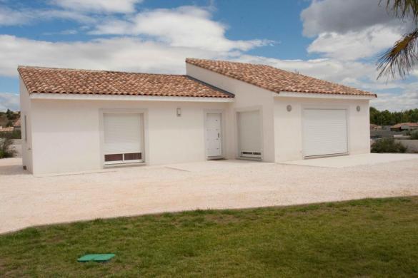 Maison+Terrain à vendre .(100 m²)(CANET) avec (GROUPE SM PROMOTION)