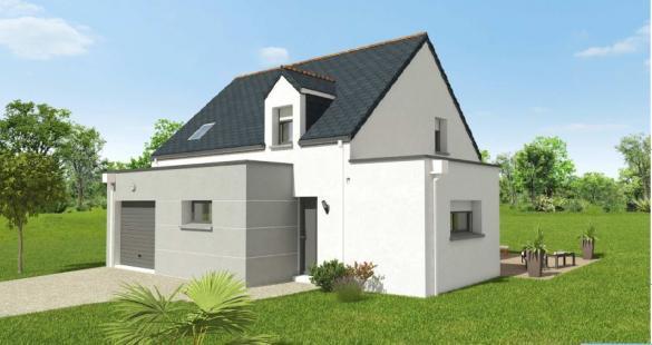 Maison à vendre .(110 m²)(PONTCHATEAU) avec (OCEANE HABITAT)