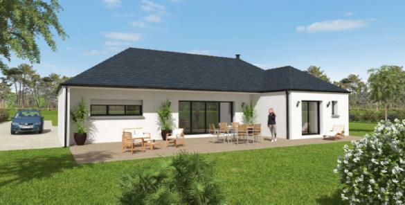 Maison à vendre .(128 m²)(SAINT NAZAIRE) avec (OCEANE HABITAT)